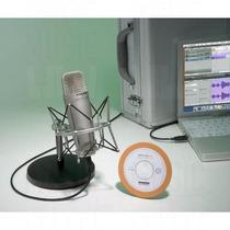 Pack De Grabacion / Podcast Samson C01upk Microfono C01u Usb