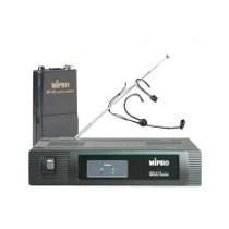 Sistema De Microfono Inalambrico Tipo Vincha Mr-801 Mipro