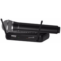 Microfono Inalámbrico D Mano Shure Svx24/pg58-p12 Vocal Pg58
