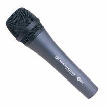 Micrófono Para Voces Sennheiser E835 Dinamico Cardioide