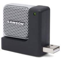 Samson Go Mic Direct Usb Micrófono Usb Multimedia Gomic