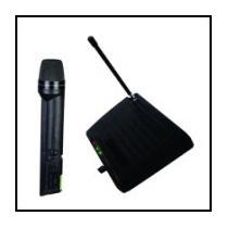 Microfono Inalambrico Moon Mei03vm