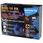 Magneto Sonora Msd-16/pr Pt/561microfono Solapero Camara