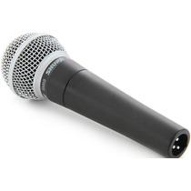 Microfono Profesional Shure Sm58 Legendary Performance