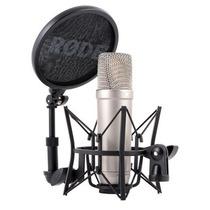 Microfono Condensador Rode Nt1-a Cable+antipop+suspens Austr