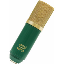 Micrófono Condenser Para Estudio Mxl V67 Gs Tipo Vintage