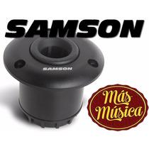 Samson Sms1 Base P/microfono Cuello De Ganso