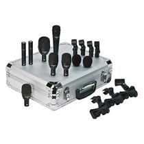 Audix Fp7 Set De 7 Microfonos Condenser Grabacion Bateria