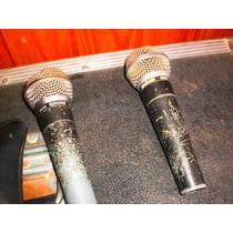 Microfono Profesional Shure Sm58-ideal Voces,(cantantes)orig