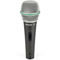 Microfono Samson Q4 Dinamico Disquerias Lef