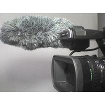 Paraviento De Piel Para Micrófonos Boom
