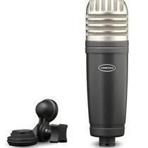 Set Micrófono Samson Condenser Mtr 101