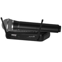 Micrófono Shure Inalambrico Svx24/pg58 De Mano- Oficial