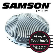 Samson Cm11 - Microfono T/plato, Condenser Omnidirecciona