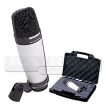 Microfono Condenser Samson C01 Con Estuche