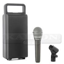 Microfono Vocal Dinamico Samson Q7 Estuche Y Pipeta