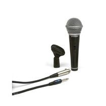 Samson R21s Microfono Dinamico C/switch, C/cable Xlr-plug
