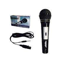 Microfono De Mano Dinamico Cardioide Lexsen Ndm188 C/ Cable