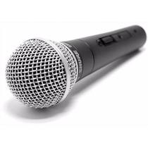 Microfono Shure Sm58 Cuotas S/interés Cualquier Tarjeta