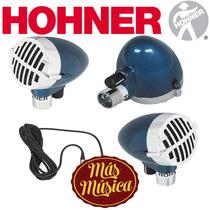 Hohner Blaster Mirofono Para Armónica Blues Blaster