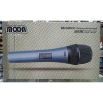 Microfono Dinamico Profesional M590 Cable Canon-plug 5 Metrs