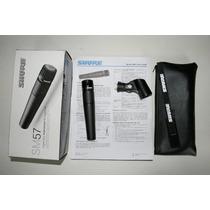 Micrófono Shure Sm57 Nuevo Original Oferta!!!!