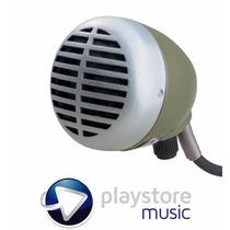 Micrófono Shure Para Armónica,