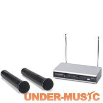 Microfono Inalambrico Samsom Stage 266 Doble Vhf