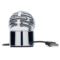 Microfono Condenser Samson Meteorite - Usb - Cardioide Mtr