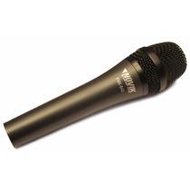 Micrófono Novik Fnk840 Cardioide Vocal De Mano