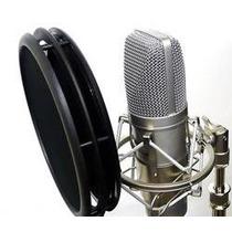 Js Electronics Pf04 Pop Filter Para Micrófono Condenser