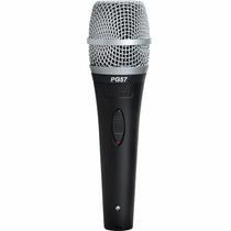 Shure Pg 57 Xlr Microfono Dinamico Card Switch