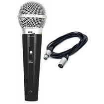 Microfono Dinamico Skp Pro58 Cable Canon - La Roca Sound
