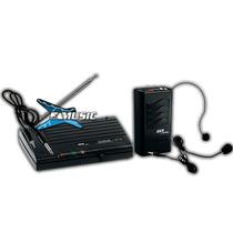 Microfono Inalambrico Skp Vhf855 Vincha Head Set