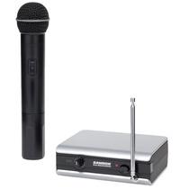 Microfono Inalambrico Vhf Samson Stage 166 De Mano