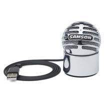 Microfono Samson Meteorite Usb Ideal Para Tu Computadora