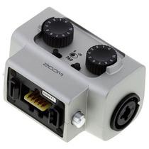 Zoom Exh-6 Adaptador Externo Xlr Ts Para H5 Y H6