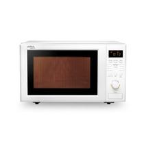 Microondas Atma 28 L 900w Con Grill 1350w Programas 8 Blanco
