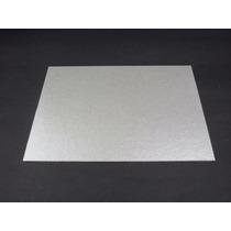 Mica Para Microondas Plancha De 20 Cm X 25 Cm Espesor 0,4 Mm