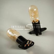 Lámpara Microondas Universal Con Base Para Todos Los Modelos