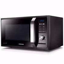 Microondas Samsung 23 Litros 800 W. Grill Negro 9 Prog. Gtía