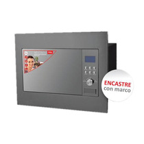 Horno Microondas Empotrable Tcl 30 Lts Grill Acero Lhconfort
