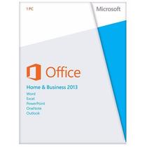 Microsoft Office 2013 Home & Bus Spa 1pk-fpp (box) T5d-01634