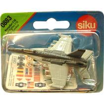 Siku 0883 Jet Fighter F18 . Avión De Combate -minijuegosnet