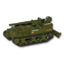 M12 155mm Gmc (nro 35) - Blindados De Combate Altaya