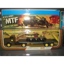 Alni Set Camion Militar Con Tanqueta Edicion Actual