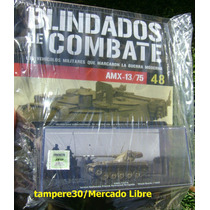 Blindados De Combate N°48 Ixo Altaya Amx 13/75 1/72 Nuevo