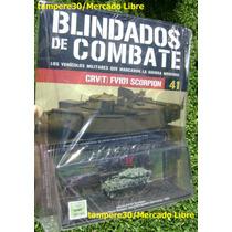 Blindados De Combate N°41 Ixo Altaya Fv101 1/72 Nuevo