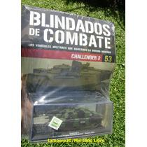 Blindados De Combate N°53 Ixo Altaya Challenger 2 1/72 Nuevo