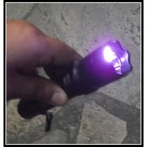Picana Electrica Police - Recargable + Linterna Led + Funda